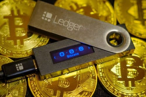 bitcoin harware wallet