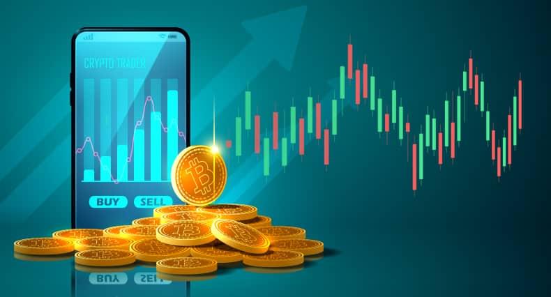 fare trading bitcoin sul telefonino
