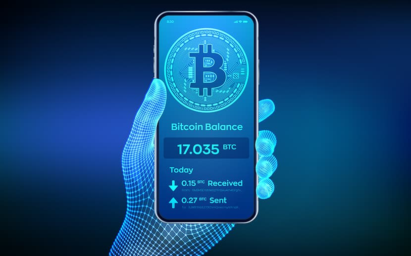 I wallet bitcoin per telefonini